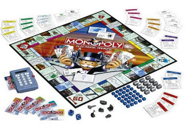 Monopoly Electronic Bank Edition